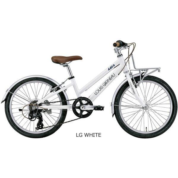ルイガノ[louisgarneau] J20 plus(J20 プラス)20インチ 6段変速 子供用自転車 ジュニアスポーツ車