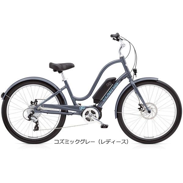 エレクトラ[ELECTRA] Electra Townie Go 8D Ladies 自転車 スポーツ