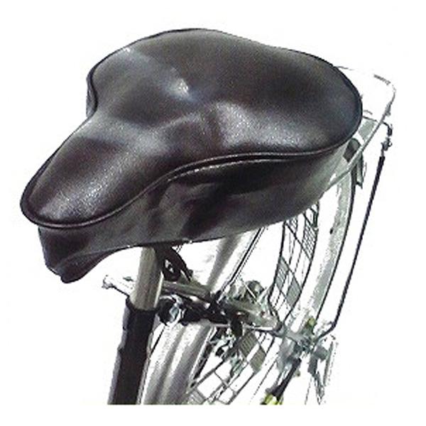 あさひ[ASAHI] CBAサドルカバー クッション付き シティサイクル用 サイクルカバー類/フレームプロテクター
