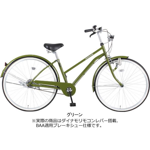 イノベーションファクトリー CITY BAA-J 27 [グリーン]