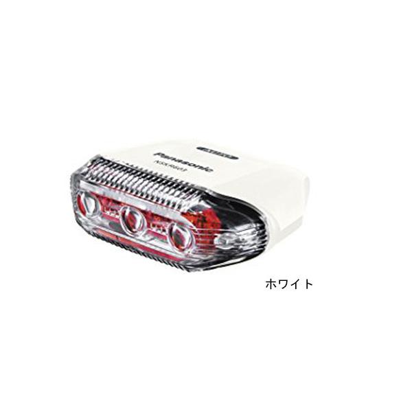パナソニック[PANASONIC] LEDスポーツかしこいテールライト NSKR603 バッテリーライト ライト/反射材