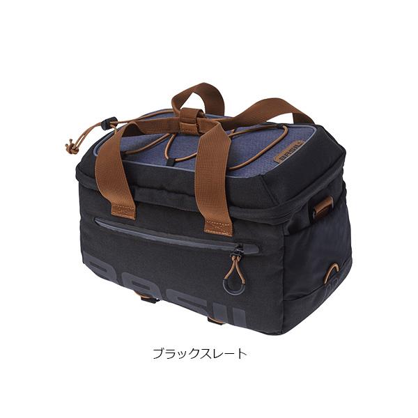 バジル[BASIL] MILES TRUNK BAG(マイルズ トランクバッグ)キャリアバッグ 容量:7L バッグ類