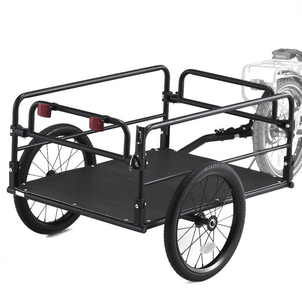 あさひ[ASAHI] 【大型商品】エマージェンシーバイク 用 サイクルトレーラー-K その他アクセサリー