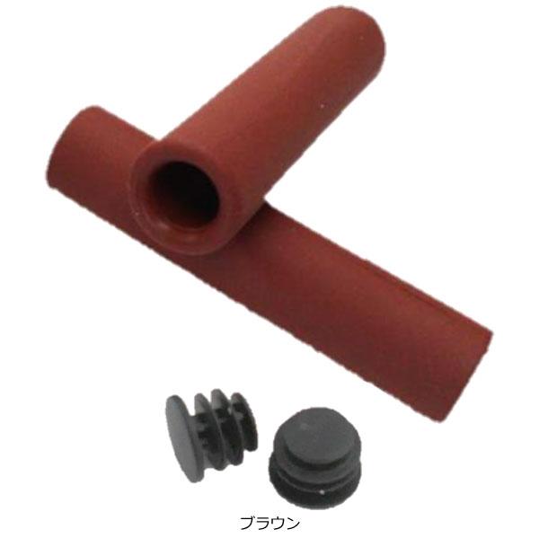 あさひ[ASAHI] シリコングリップ-L バーテープ/グリップ