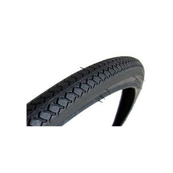 アサヒサイクル[ASAHICYCLE] スタンダードタイヤ(WO)1本巻 黒 27x1-3/8 27インチ ワイヤービード タイヤ/チューブ/小物